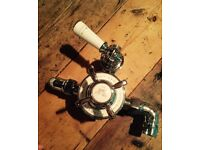 BRAND NEW LEFROY BROOKS EXPOSED DUAL THERMOSTATIC MIXING VALVE -CHROME.