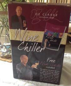 Wine Chiller (Oz Clarke) - quickly chills wine; also warms red wines