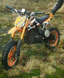 Electric motorbike 800w 36v