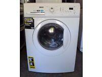 Zanussi, White 6kg 1600rpm Freestanding Washing Machine ZWGB7160P
