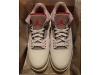 AIR JORDAN 3 RETRO UK 9.5