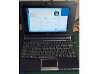 EeePC 904HD Netbook Running Windows 7 and Wireless