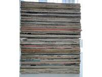 Jazz / Blues Vinyl Collection - Job Lot Of 108 Albums
