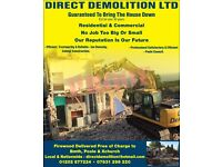 Demolition workers and 360 excavator operator required