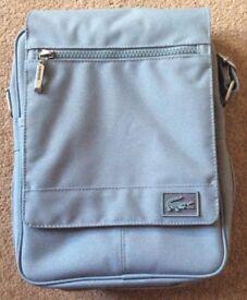 Lacoste Grey Bag