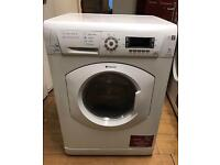 7KG HOTPOINT WDF740 Super Silent Washer & Dryer Good Condition & Fully Working Order