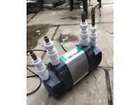 Techflow Shower Pump