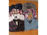 """NEW UNWORN """"NEXT"""" shirts £6 each"""