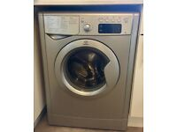 Indesit washing machine eco ...7kg 1600spin... grey.. great condition
