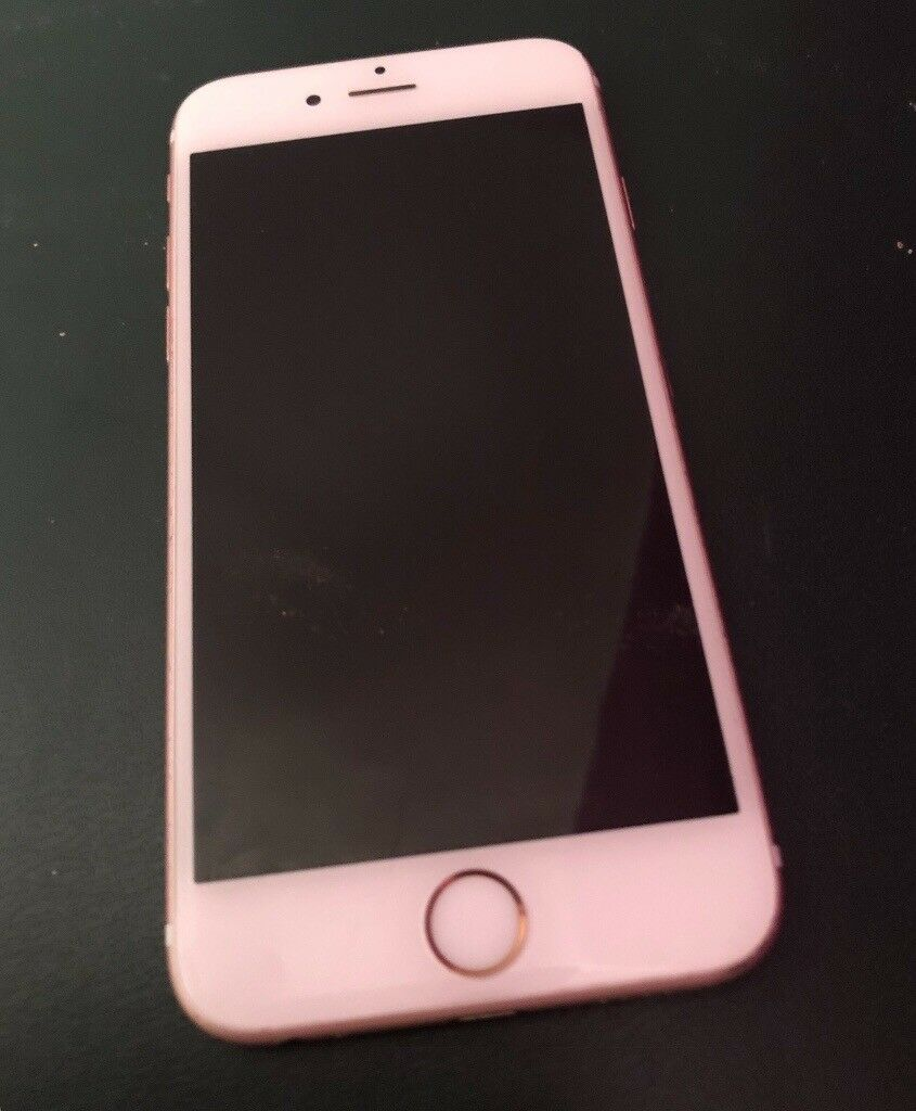 Apple 6s 16gb rose gold