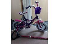 12 Inch Suzy Bike (quick sale)