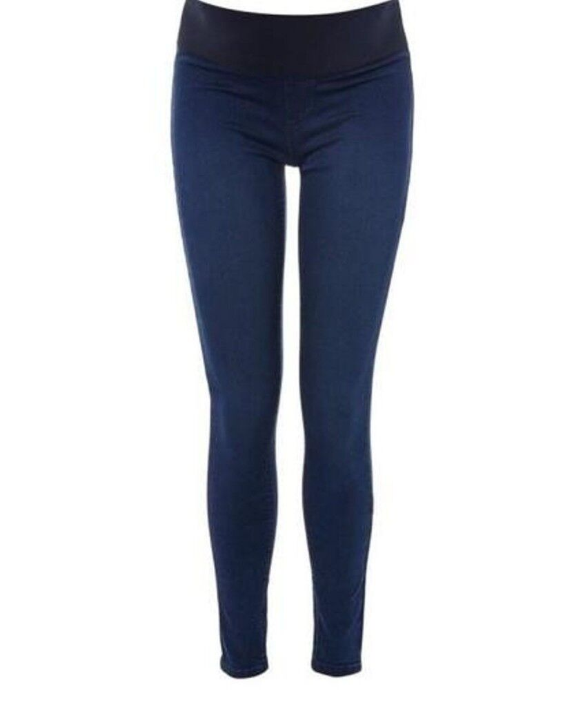 59eca29ddf56d Topshop under the bump skinny jeans