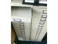 15 Drawer Filing Cabinet