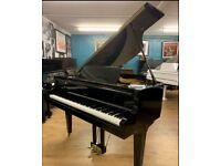 Cranes 140cm Baby Grand Piano |Belfast Pianos || Dunmurry | Black | ** Free delivery **