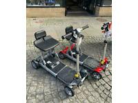 Mobility Scooter Travel size