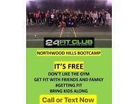 Free fitness classes