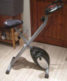F-Bike exercise bike - as new - never been far!