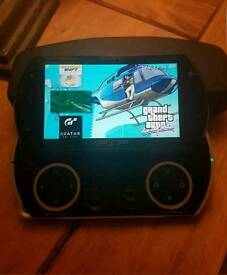 sony psp go with 14gb memory card