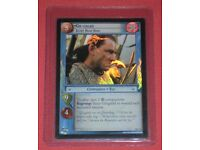 LOTR Trading Card Game 'Gil-galad, Elven High King' Card (9R+15)