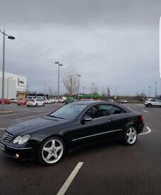 Mercedes bens clk 270 cdi advantgarde
