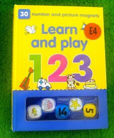 1 2 3 A Slide and See Counting Book