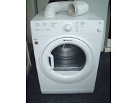 Hotpoint 8kg Sensor Drying Vented Tumble Dryer