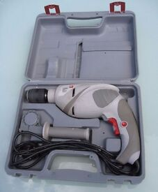 New Hammer Drill, Performance Power 710W with case