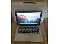 Apple macbook pro 13inch 2.3Ghz core i5 500Gb 4Gb 2011