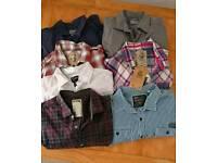 """NEW UNWORN """"NEXT"""" shirts £7 each"""