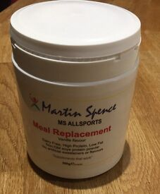 Martin Spence MS ALLSPORTS Meal Replacement