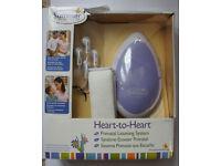 """£15 - """"Summer Heart-to-Heart"""" Prenatal Listening System (£35 online)"""
