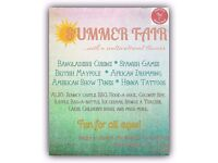 SUMMER FAIR!!! Fun for all ages! Saturday 10 June, 2-4pm, Haxby Road Primary Academy