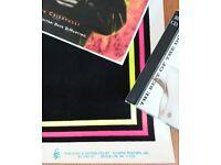 The Doors/Jim Morrison Genuine Vintage Poster 1997 'Rainbow Man'