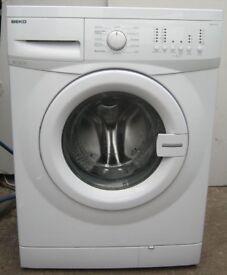 Beko 6kg load/1000 spin washing machine, fully working
