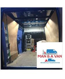 Traditional Man & Van Services Available