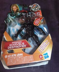 Marvel's Destroyer figure from Thor Brand new