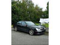 Mercedes benz e220 cdi avant-garde