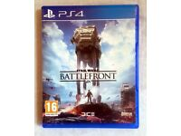 Star Wars Battlefront Ps4 (EXCELLENT CONDITION)