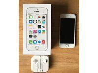 iPhone 5s - 16GB - Gold - Unlocked - Like New