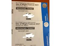 IOW Festival 2021, full weekend and camping tickets