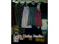 Ladies size 10 Clothes Bundle. 10x items