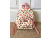 Cath Kidston Girls Mini Rucksack Backpack Bag Toddlers