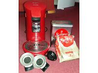 Philips Senseo coffee maker.