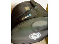 "22x14"" Protection Racket bass drum case for sale"