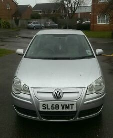 2009 VW POLO 1.4 TDI BLUEMOTION TECH 1