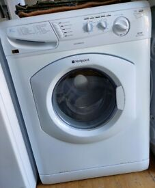Hotpoint all in one washer and dryer washing machine