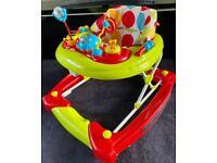 Red Kite Baby Walker / Rocker Toy