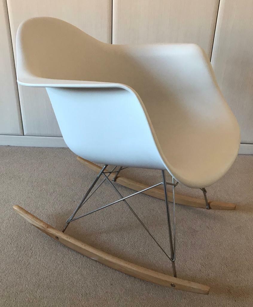 Astonishing Plastic Rocking Chair In Taunton Somerset Gumtree Inzonedesignstudio Interior Chair Design Inzonedesignstudiocom
