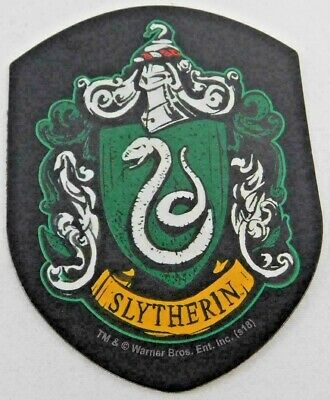 Wizarding World Harry Potter Loot Crate Hogwarts Slytherin House Crest Magnet