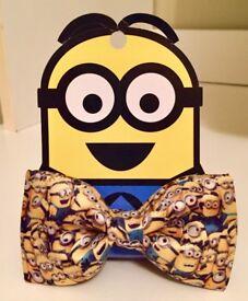 Bow Tie, Minion design